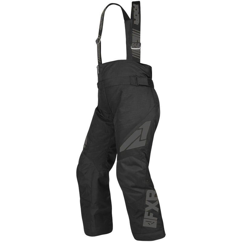 FXR  Child Clutch Pant HydrX Coated Shell F.A.S.T. Thermal Flex Insulation Combo