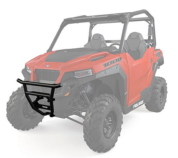 Polaris Black Front Sport Low Profile Bumper 2881094 2016-2020 General 1000 4 EPS OEM (4390971965521)