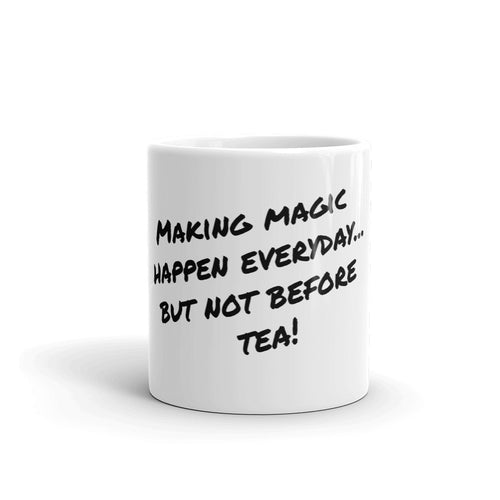 Magic Tea Mug