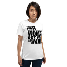 Load image into Gallery viewer, Think Like A Woman Tee