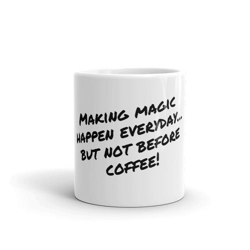 Magic Coffee Mug