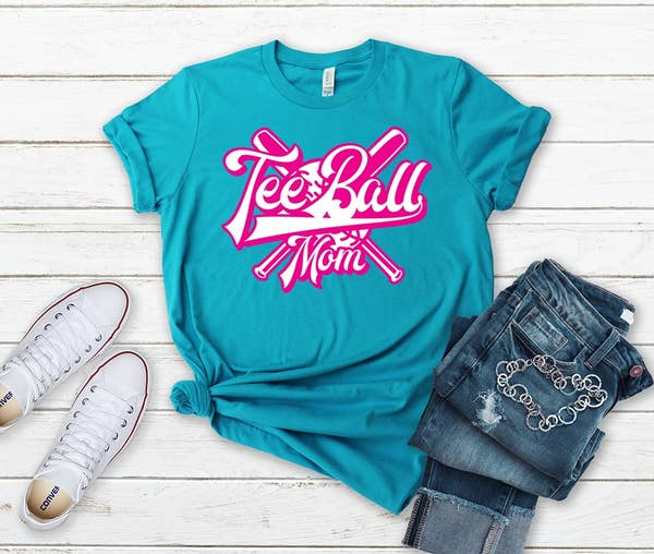 Teeball Mom Tee