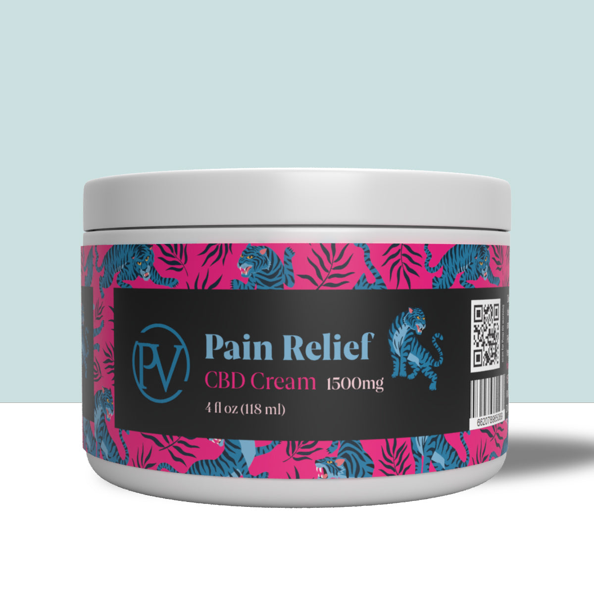 Pain Relief Cream 1500mg