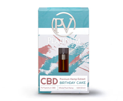 Birthday Cake | Hemp CBD Cartridge