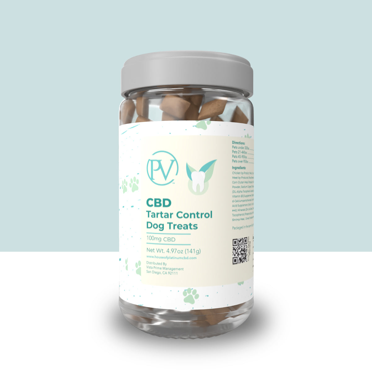 TarTar Control Dog Treats