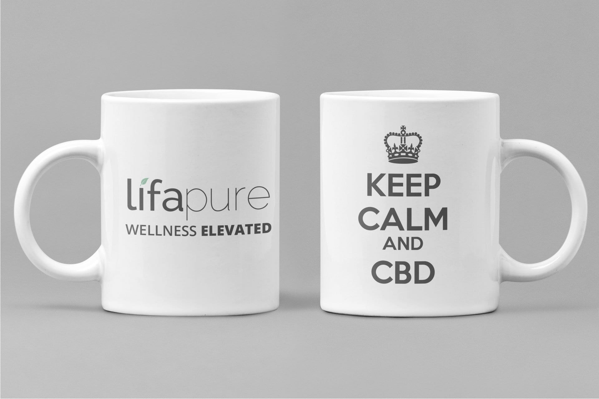 Keep Calm And CBD Mug
