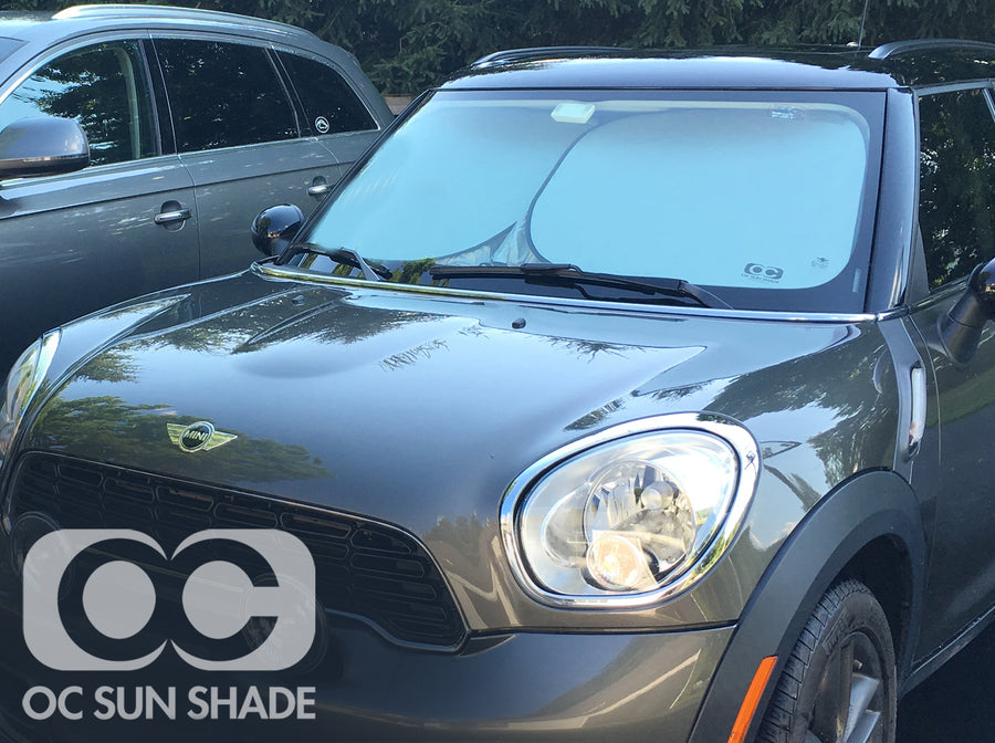 OC Sun Shade on Mini Copper Countryman 4 Door