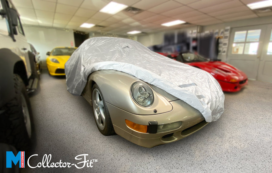 Collector-Fit Car Cover