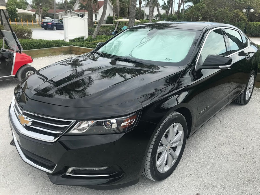 OC Sun Shade in FL on a 2018 Chevy Impala