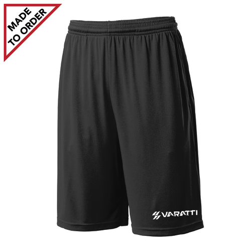 PosiCharge Competitor Pocketed Short Black or Grey
