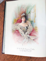 Livre ancien Girl's Own Annual 1902