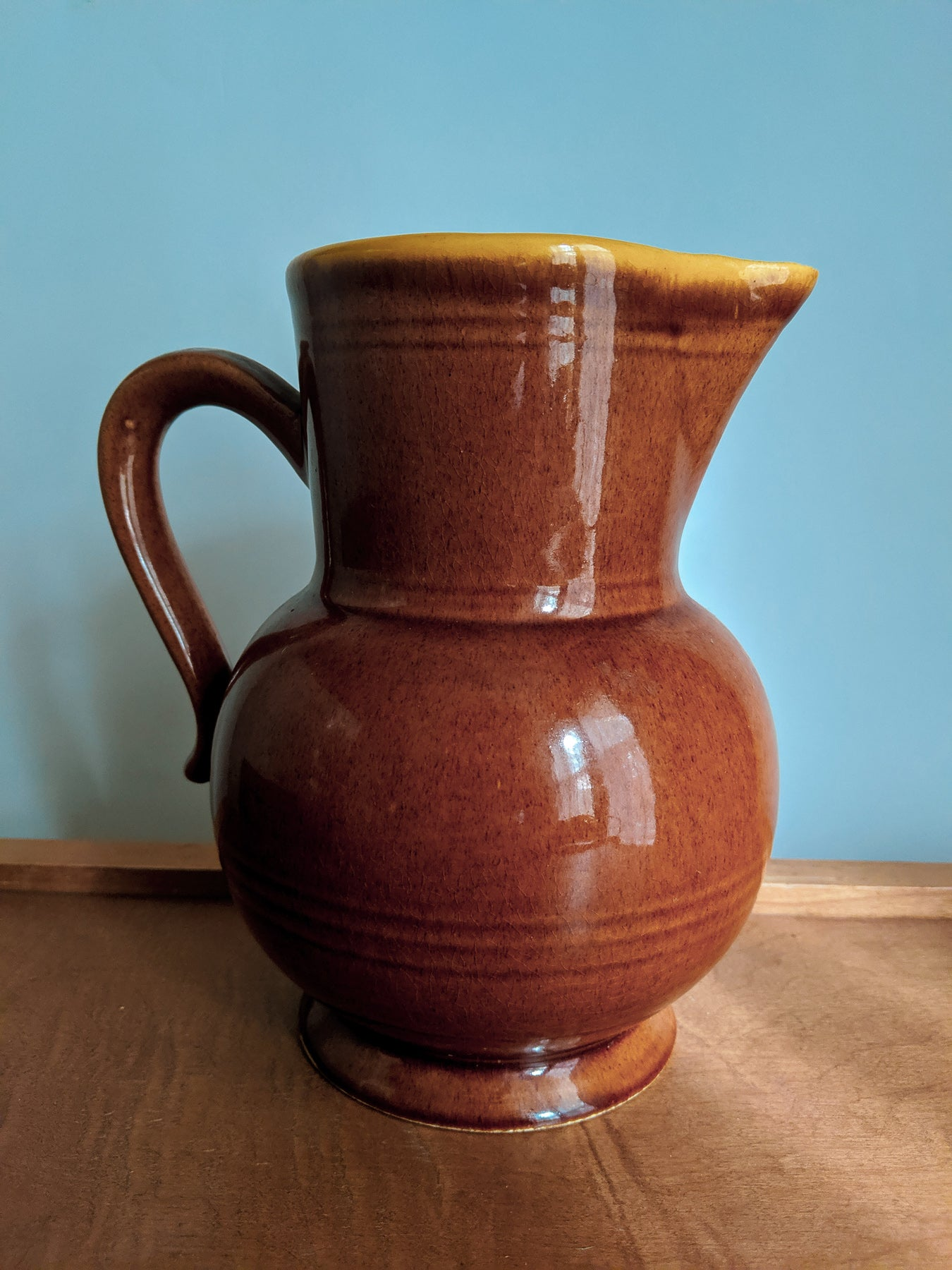 Pichet en céramique / ceramic pitcher