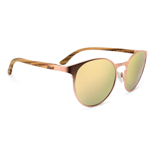 Gafas Trip Rose Gold - Bel Official