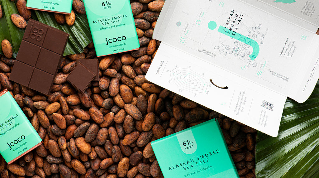What's New at jcoco chocolate
