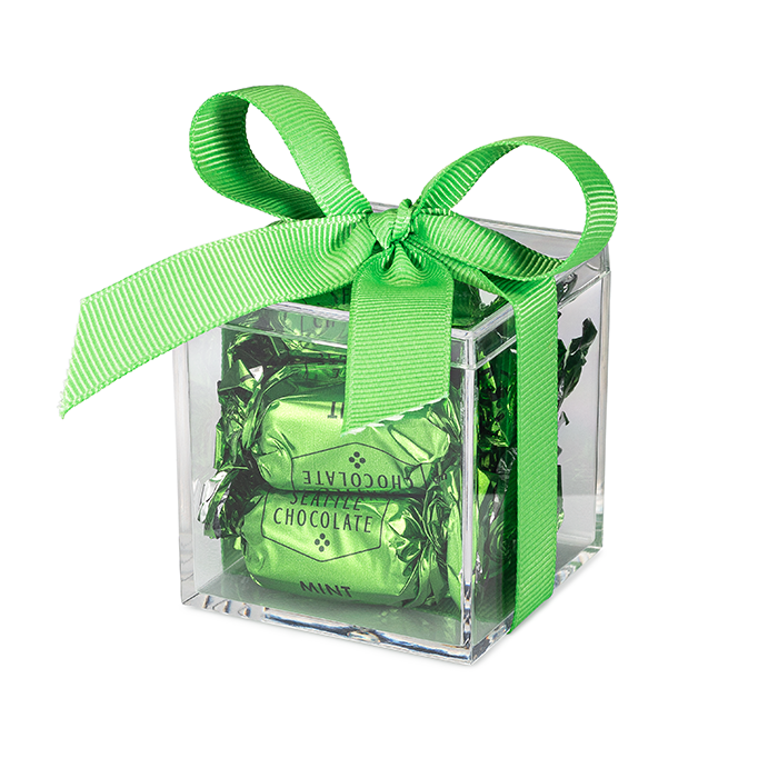 Mint Favor Box
