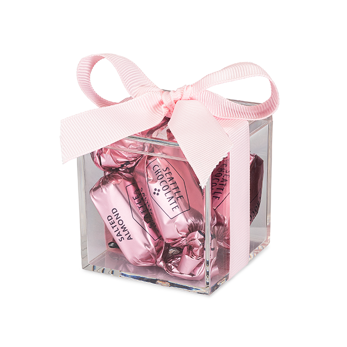 Salted Almond Favor Box