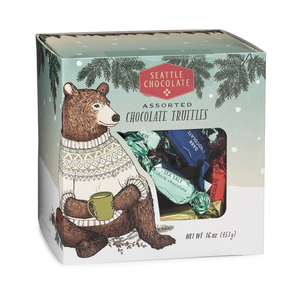 Bear Necessities Truffle Gift Box (16 oz)