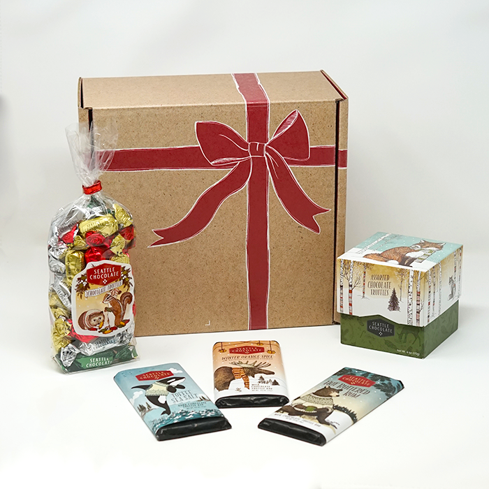 Woodland Holiday Gift Set