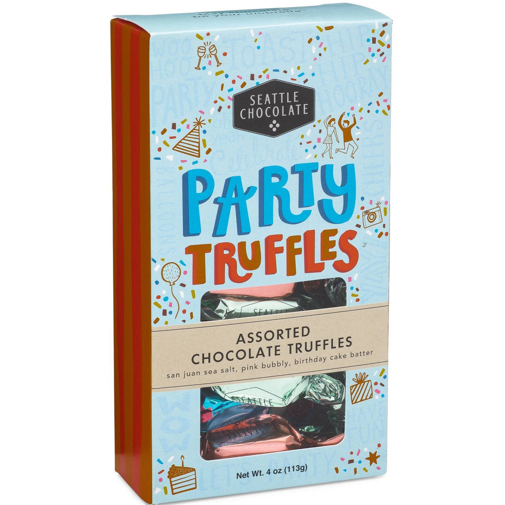 Party Chocolate Truffle Box