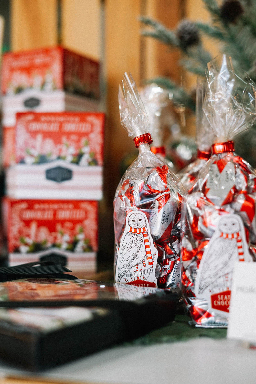 Candy Cane Gourmet Gift Bag (5 oz)