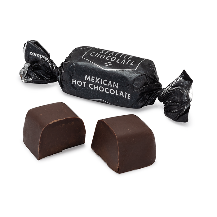 Mexican Hot Chocolate Truffles (12oz)