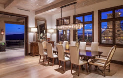Choosing Dining Room Lighting