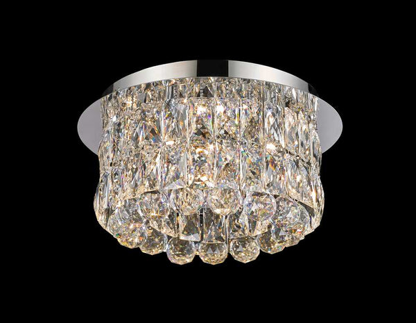 StarFire 8414CH Avant-Garde Five Light Close to Ceiling