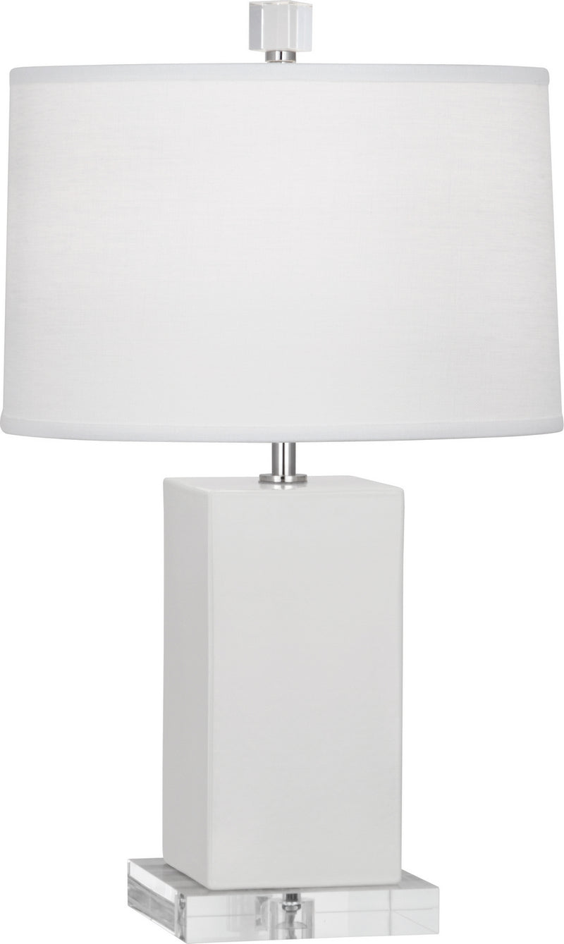 Robert Abbey LY990 Harvey One Light Accent Lamp