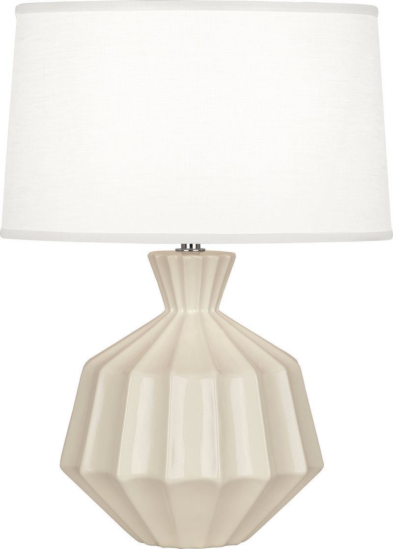 Robert Abbey BN989 Orion One Light Accent Lamp
