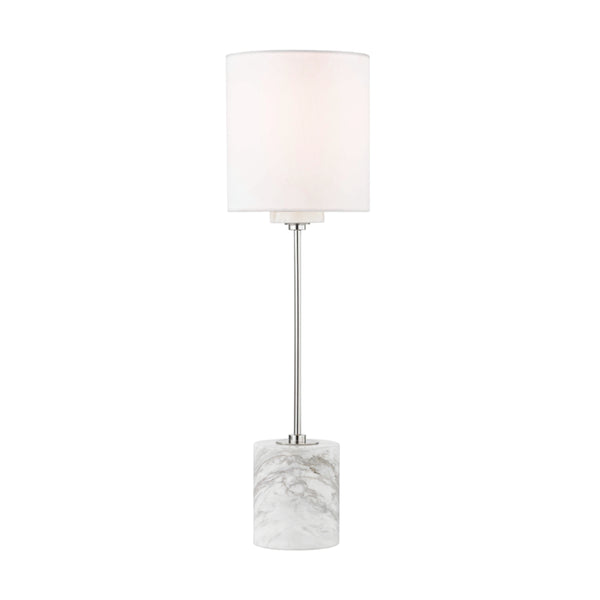 Mitzi HL153201-PN Fiona One Light Table Lamp