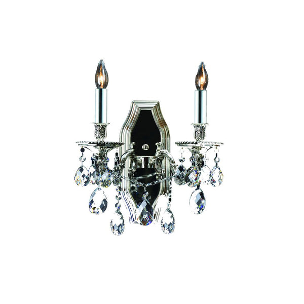 StarFire 5102WSAS Imperial Two Light Wall Sconce