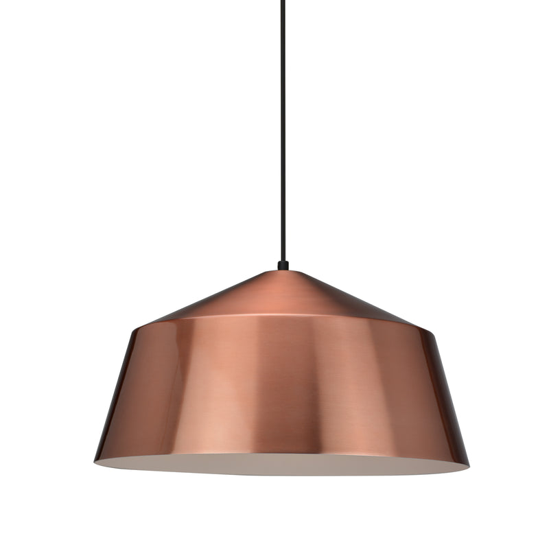 Matteo C64001CP Encase One Light Pendant