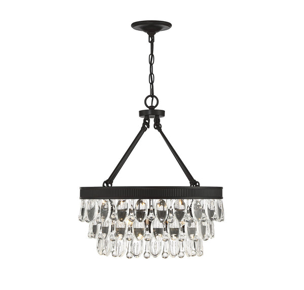 Savoy House 7-8700-4-13 Windham Four Light Pendant