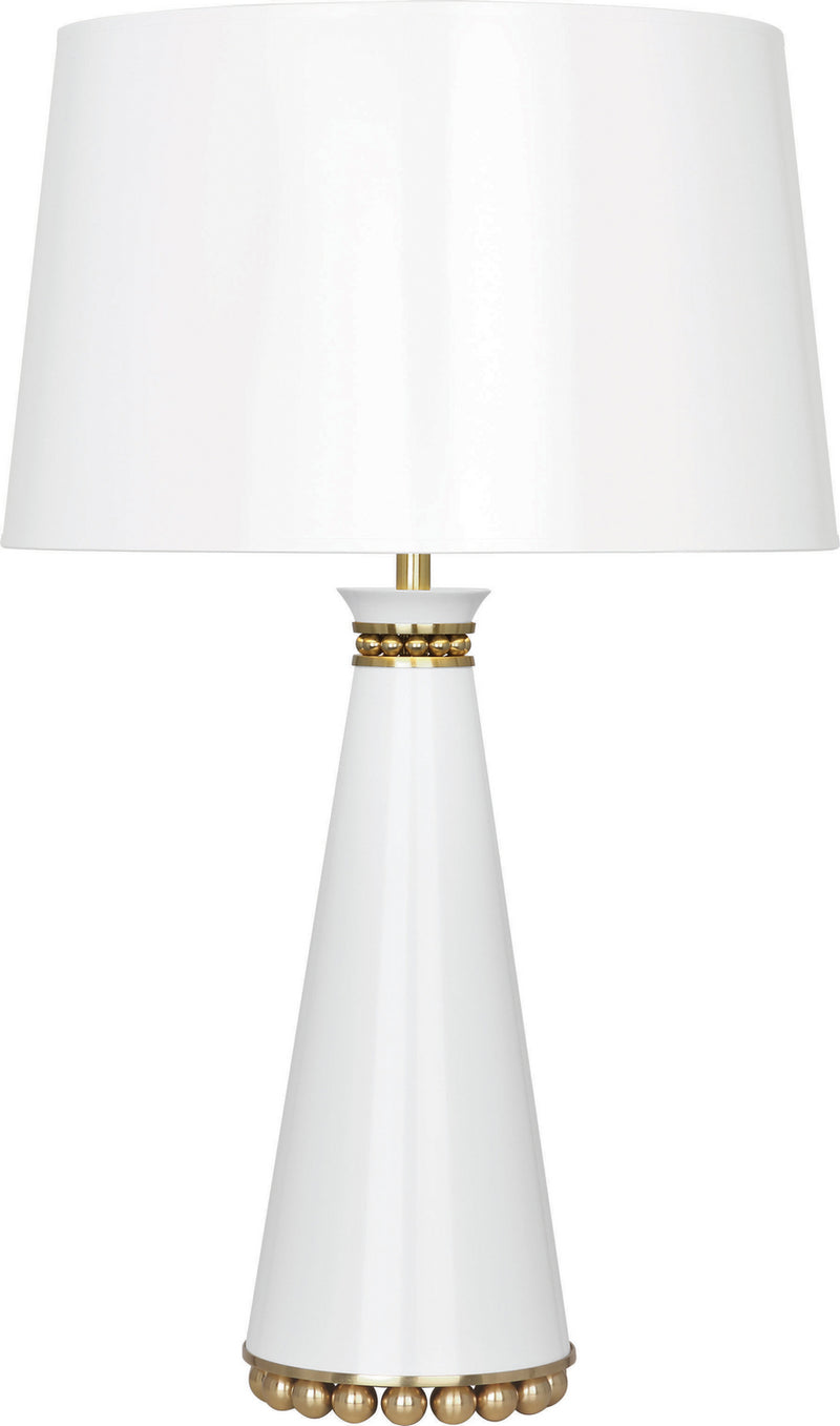 Robert Abbey LY44 Pearl One Light Table Lamp