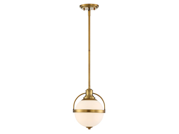 Savoy House 7-3100-1-322 Westbourne One Light Pendant