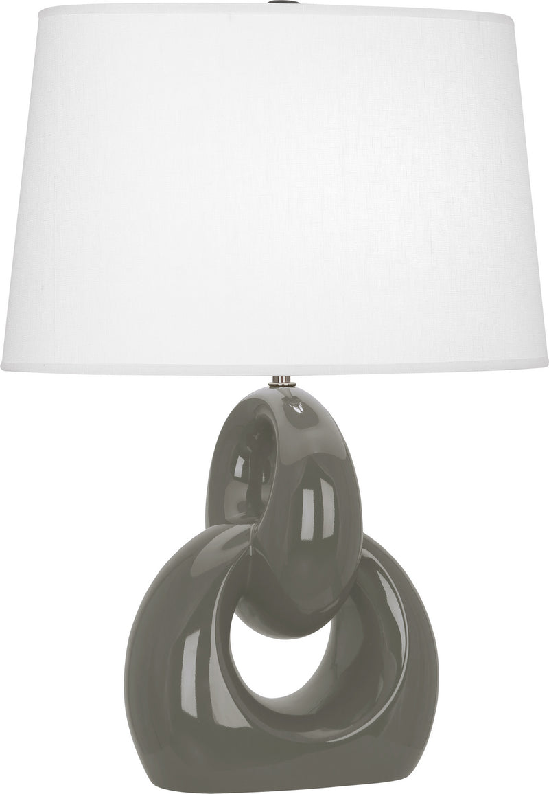 Robert Abbey CR981 Fusion One Light Table Lamp