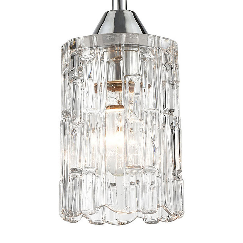Elk Lighting 17414/3 Ezra Three Light Pendant
