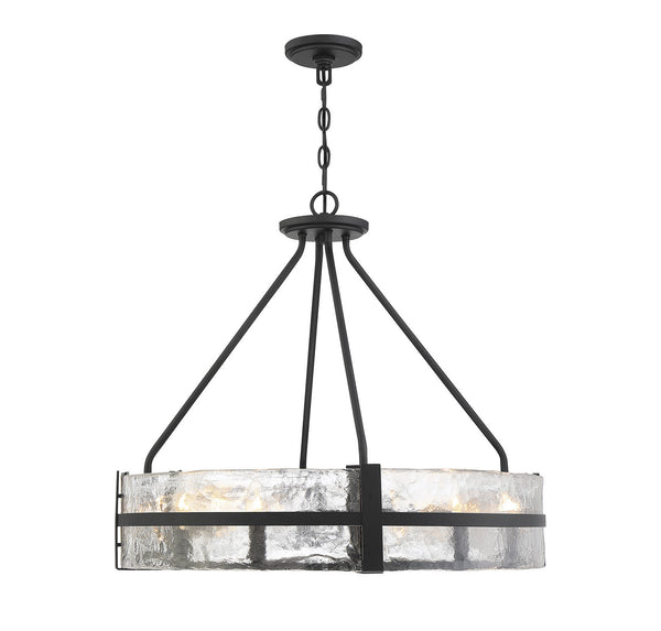 Savoy House 7-1850-8-89 Hudson Eight Light Pendant