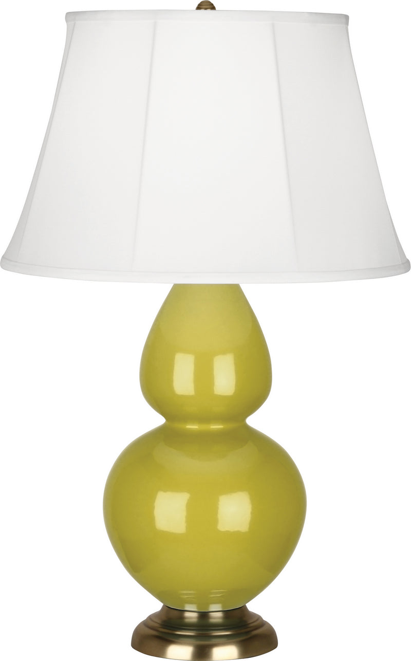 Robert Abbey CI20 Double Gourd One Light Table Lamp