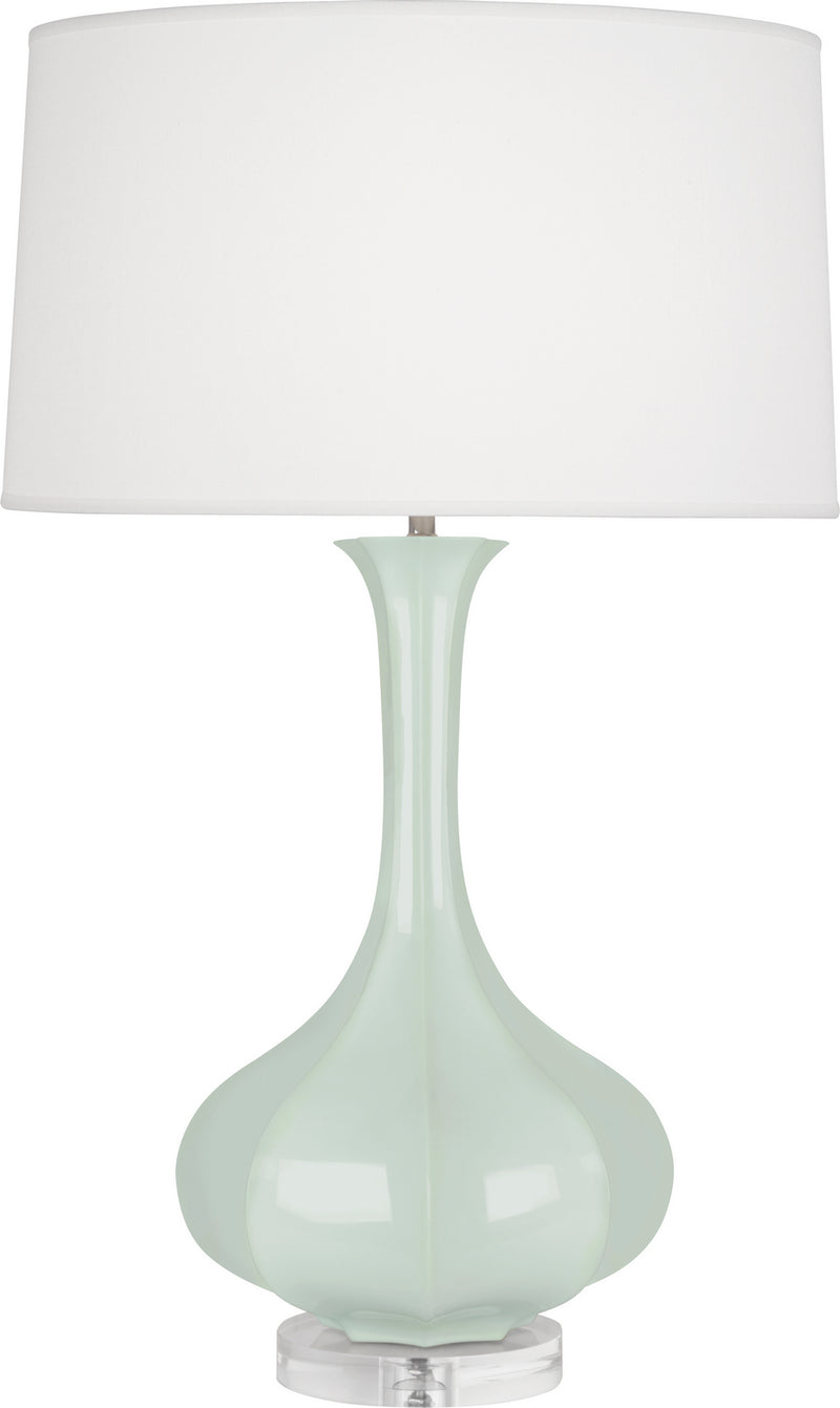 Robert Abbey CL996 Pike One Light Table Lamp