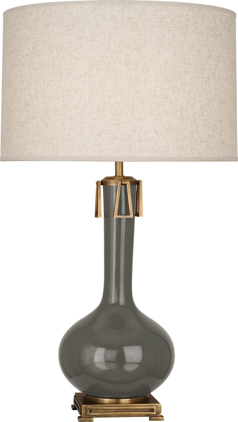 Robert Abbey CR992 Athena One Light Table Lamp