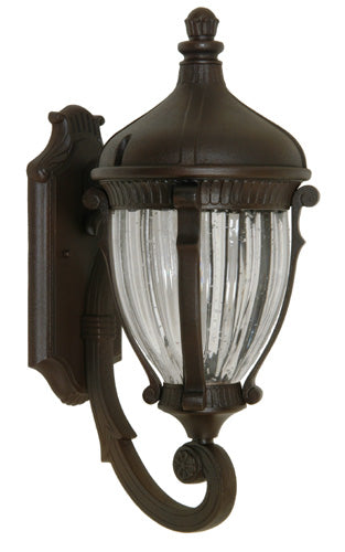 Artcraft AC8580OB Anapolis Three Light Outdoor Wall Mount