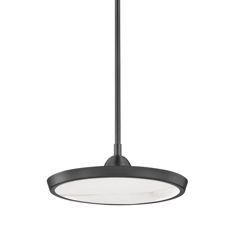 Hudson Valley 3616-OB Draper LED Pendant