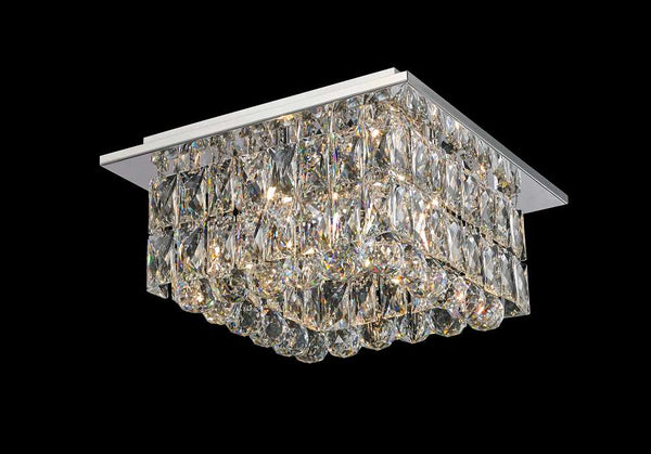 StarFire 8114CH Avant-Garde Four Light Close to Ceiling