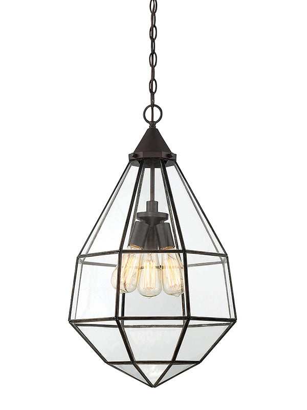 Savoy House 7-9017-3-13 Austen Three Light Pendant