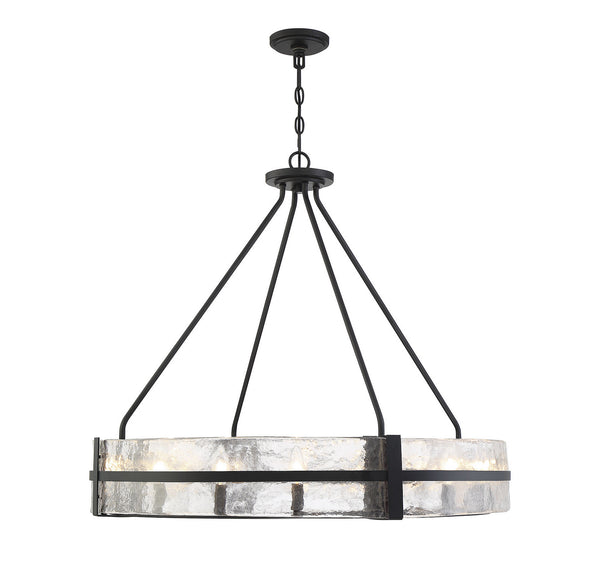 Savoy House 7-1851-12-89 Hudson 12 Light Pendant