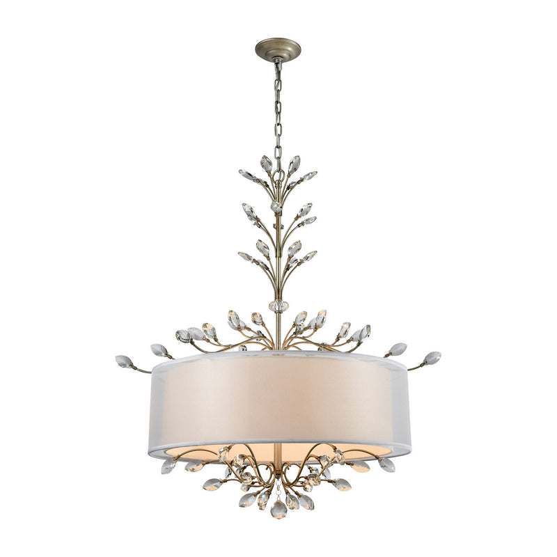 Elk Lighting 16283/6 Asbury Six Light Chandelier