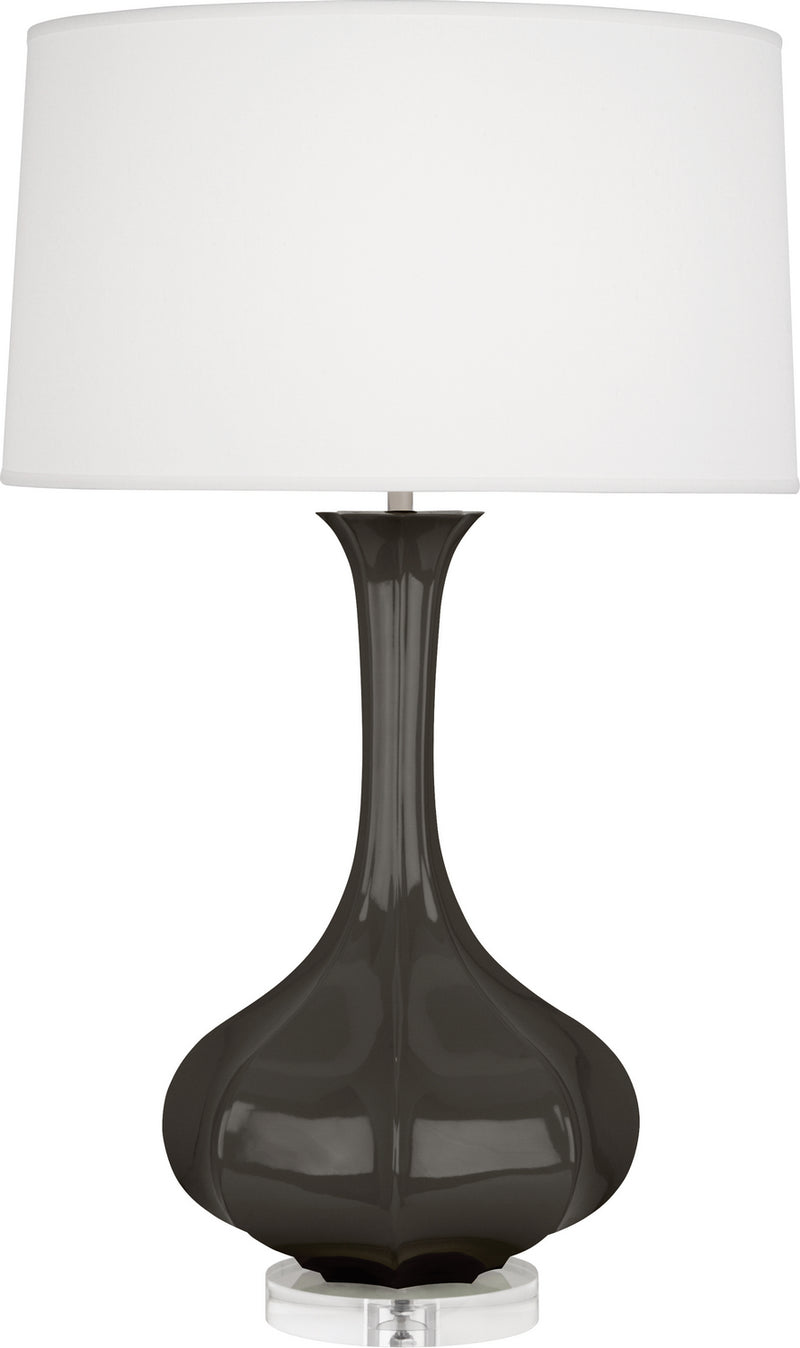 Robert Abbey CF996 Pike One Light Table Lamp