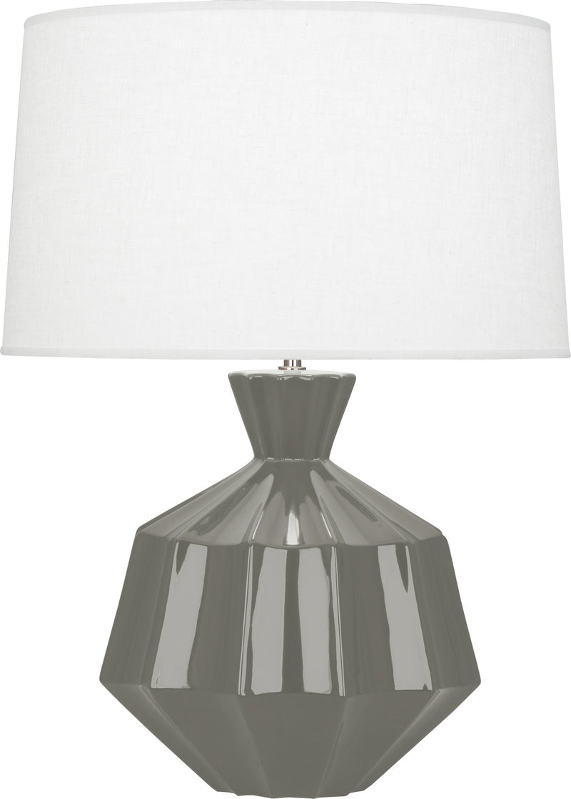 Robert Abbey CR999 Orion One Light Table Lamp