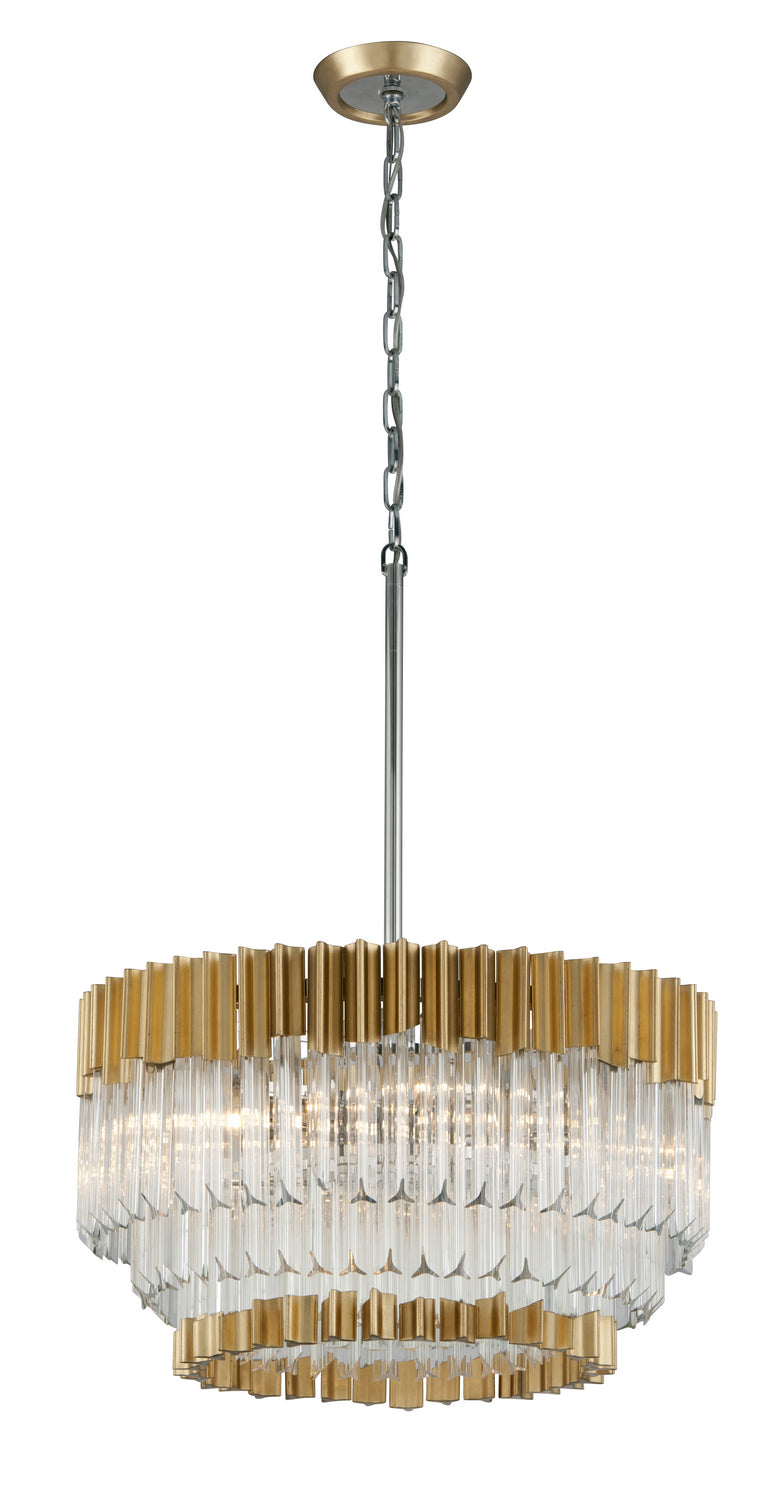 Corbett Lighting 220-410 Charisma Ten Light Pendant